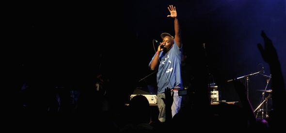 Shad at The Mod Club in Toronto