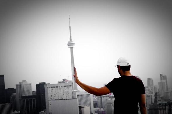Rooftops Toronto
