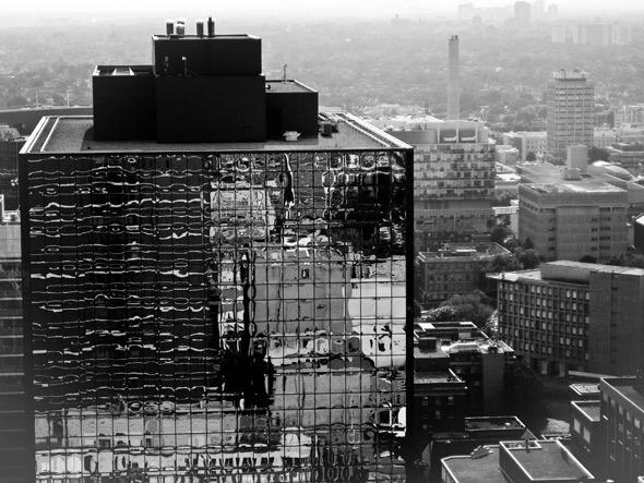 Toronto Roofs