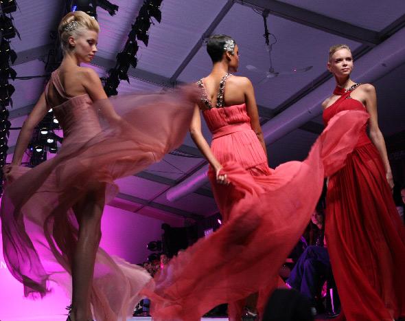 Thien Le Toronto Fashion Week