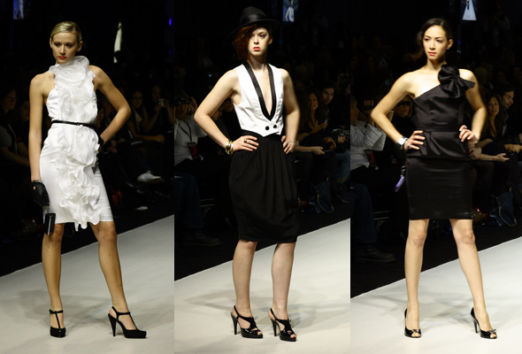 Carlie Wong at L'oreal Fashion Week