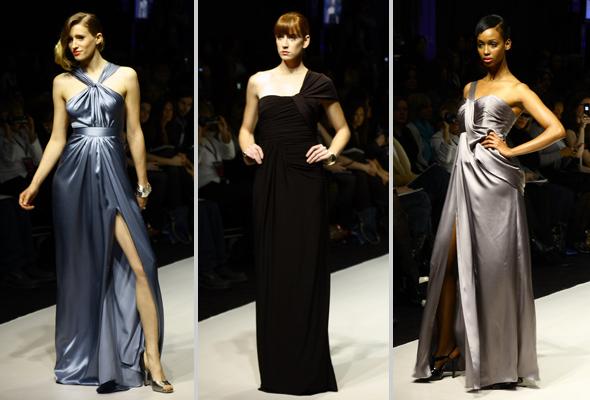 Carlie Wong at L'oreal Fashion Week