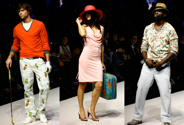 Gsus Sindustries at L'oreal Fashion Week