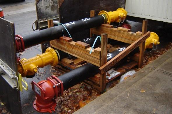Fire Hydrants, alternate