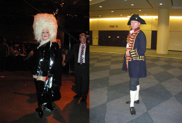Fashion sCares 2008