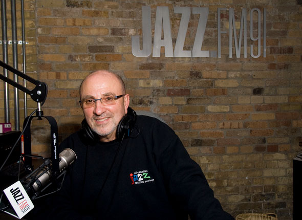 Larry Green Jazz FM