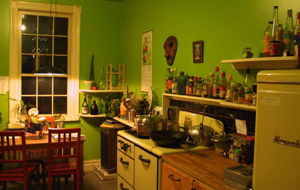 Kensington kitchen