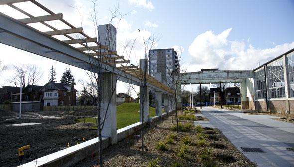 Artscape Wychwood Barns in Toronto opens