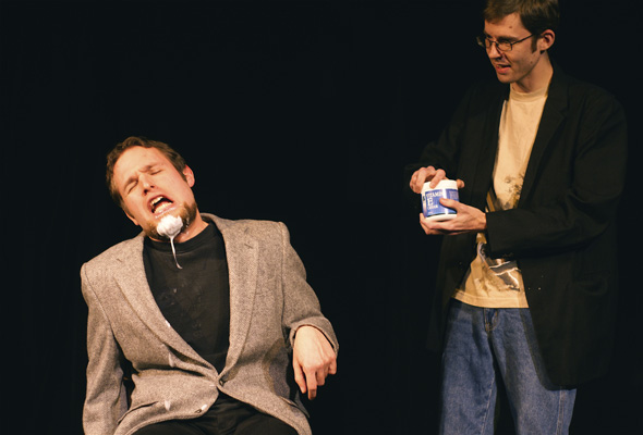Toronto Sketch Comedy Festival with Chointment skech
