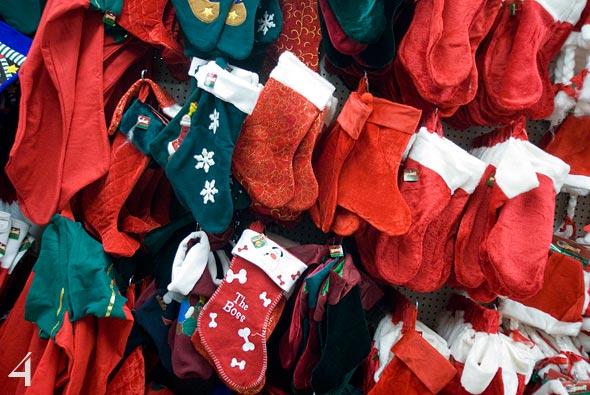 Toronto Christmas Stockings