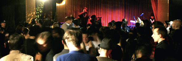 Crowd partying at The Drake in Toronto during What's in the Box.jpg