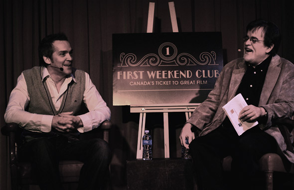 First Weekend Club Q&A with C.R.A.Z.Y. film director Jean-Marc Valée