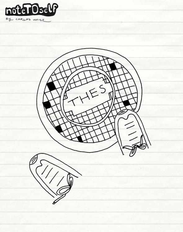 noteTOself manhole