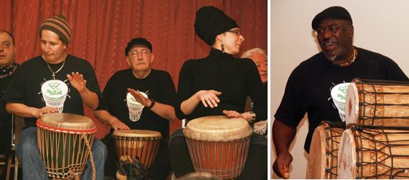 PARC Drummers