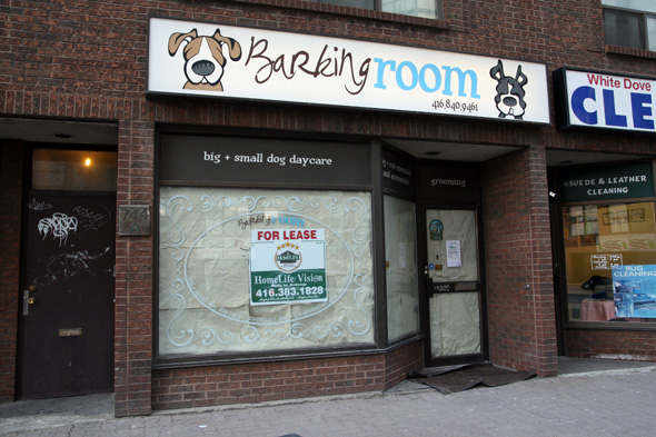Barking Room
