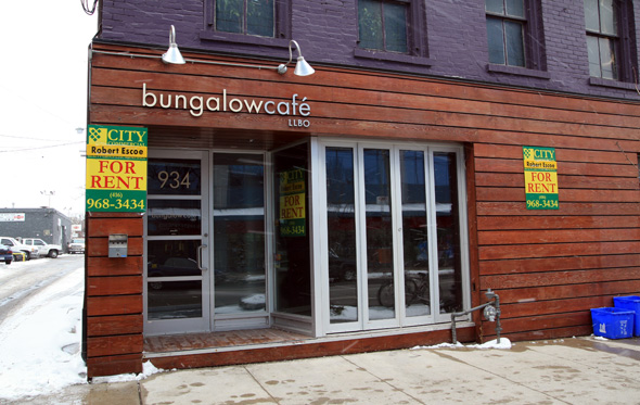 Bungalow Cafe