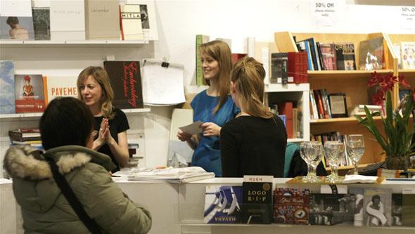 Toronto's David Mirvish Books closes its doors for the last time
