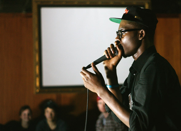 Theophilus London at The Drake Underground in Toronto