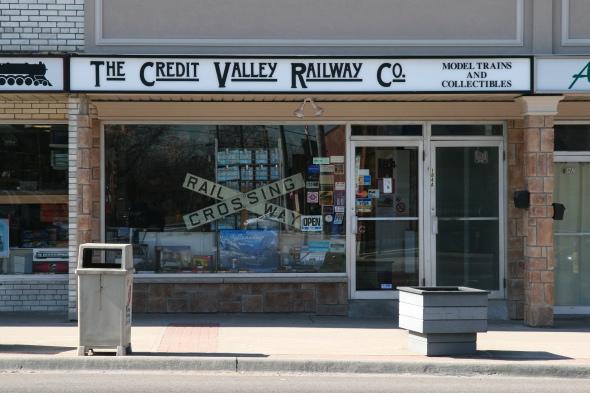 Credit Valley Railway Co.