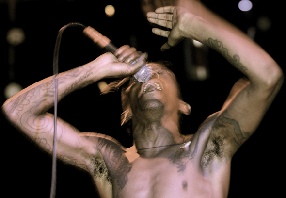 Tricky at The Mod Club in Toronto