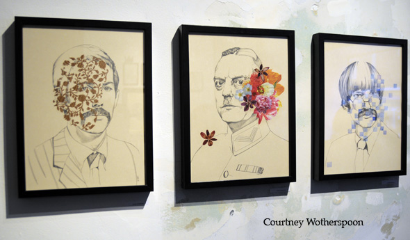 Courtney Wotherspoon Portraits