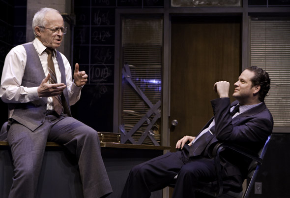 Soulpepper Theatre's Glengarry Glen Ross