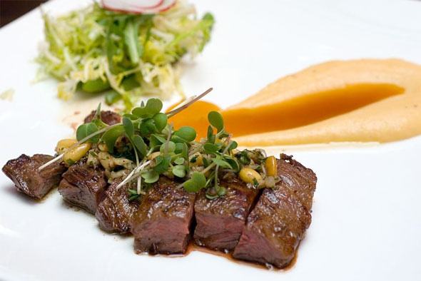 shang skirt steak