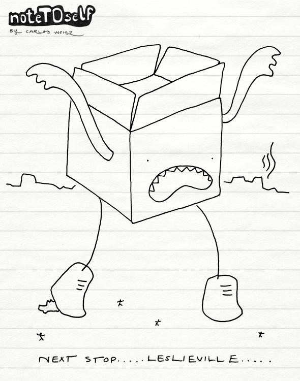 noteTOself big box