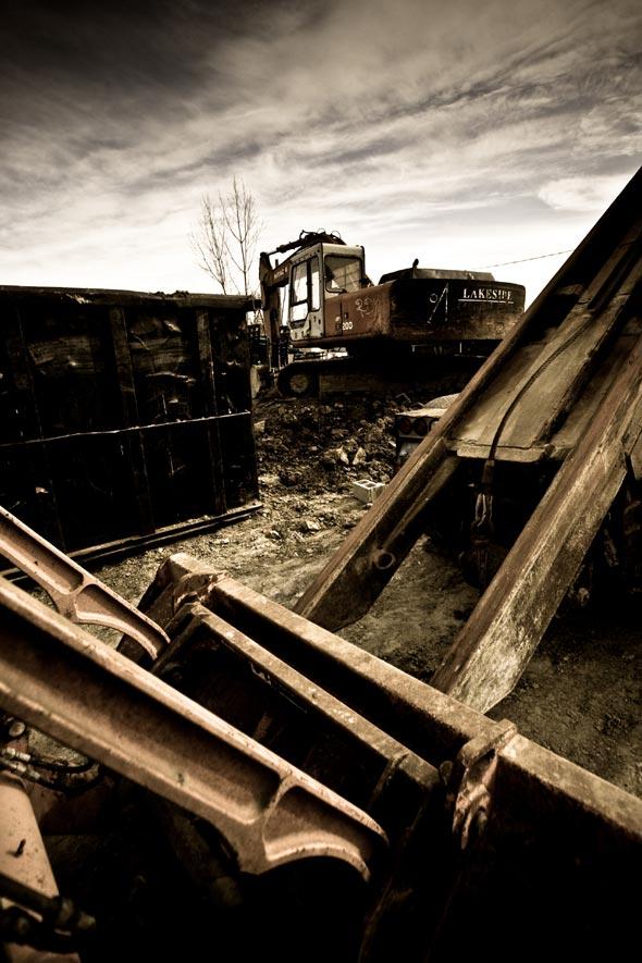 Parkdale Rig Boneyard