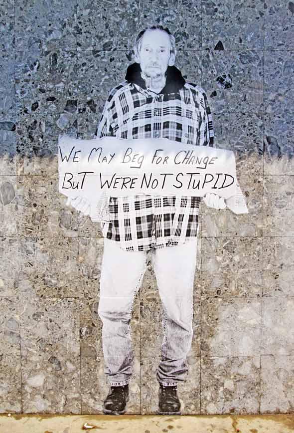 Beg Not Stupid