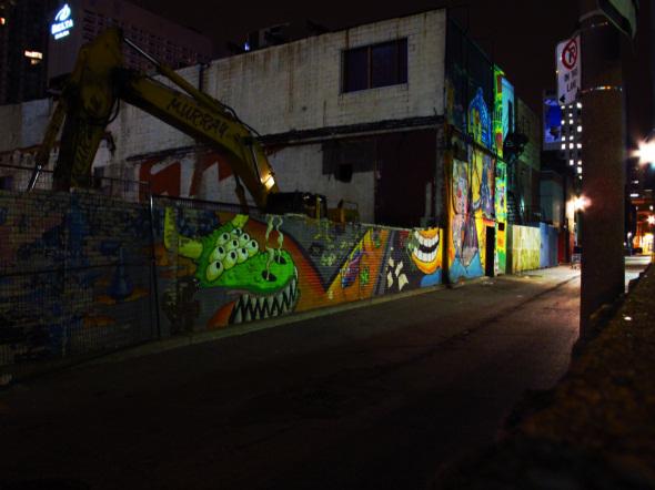 Gould Graffiti