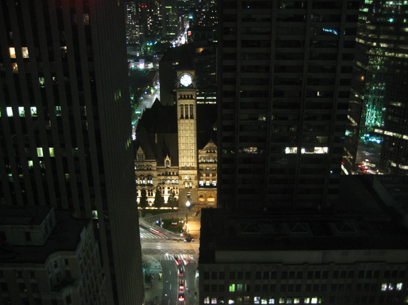 Bay and Adelaide