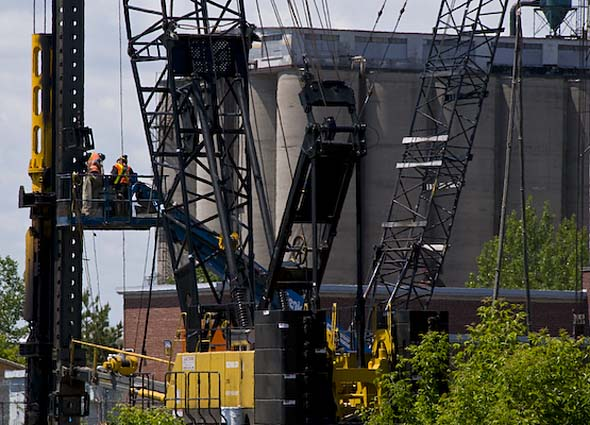 Metrolinx rail expansion underway in the west Toronto corridor