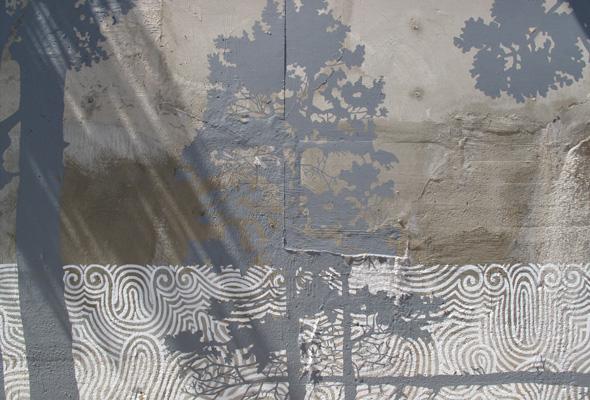 Mural at Bloor and Lansdowne