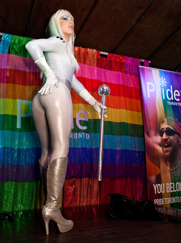 Pride Toronto 2009 Launch Party