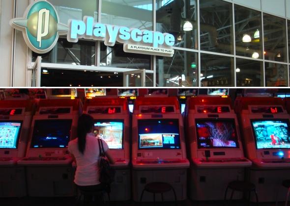 Pacific Mall Arcade