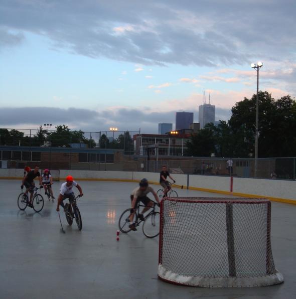 Bike Polo Toronto