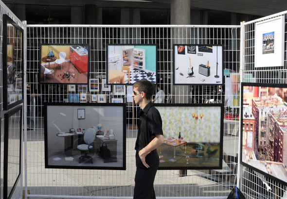Toronto Outdoor Art Exhibition Photography