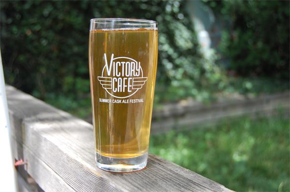 victory cafe cask ale festival