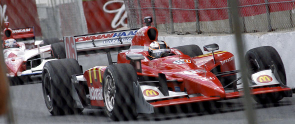 Honda Indy in Toronto
