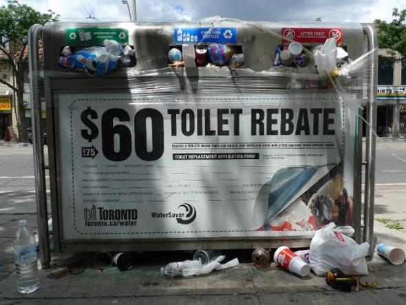 toronto garbage strike