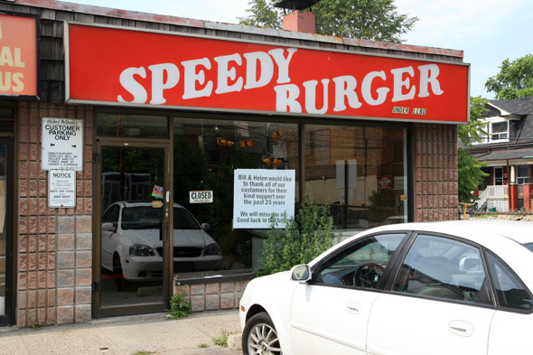 Speedy Burger