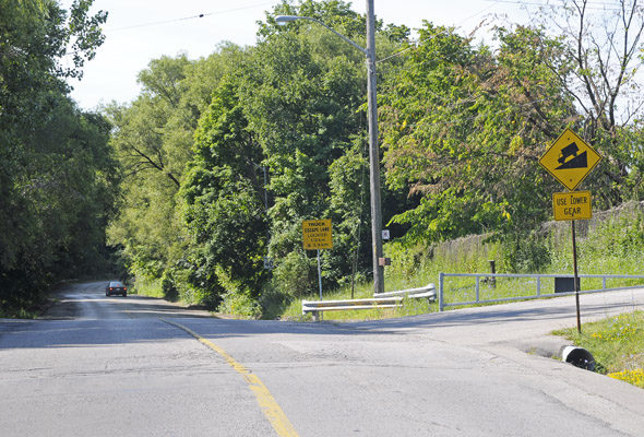 Brimley Road Hill Toronto