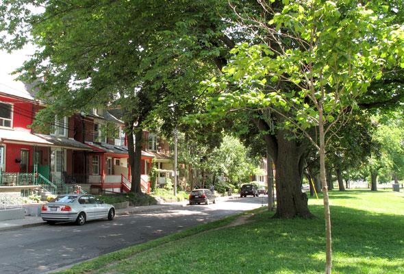 Gore Vale Avenue