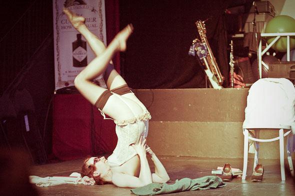 toronto burlesque festival