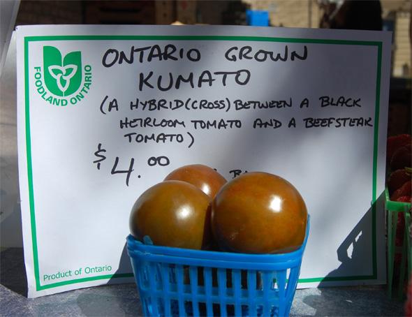 Kumato tomato