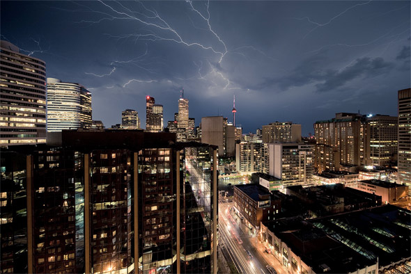 toronto lightning photos