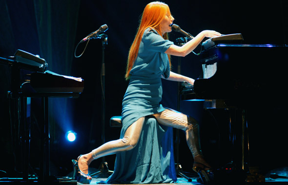 Tori Amos at Massey Hall