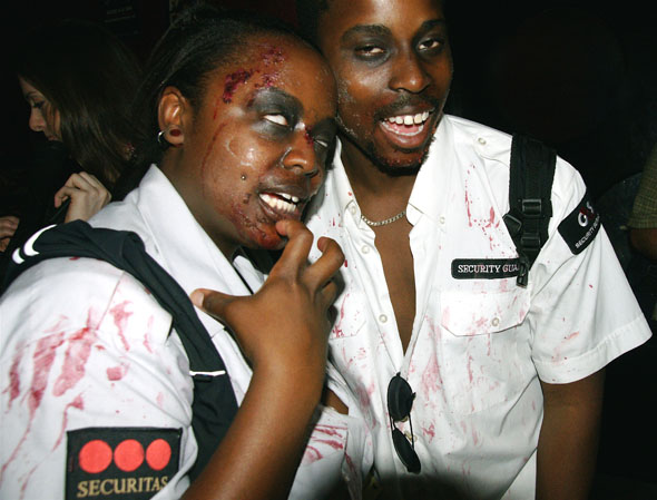 Zombie Appreciation Night at Toronto After Dark