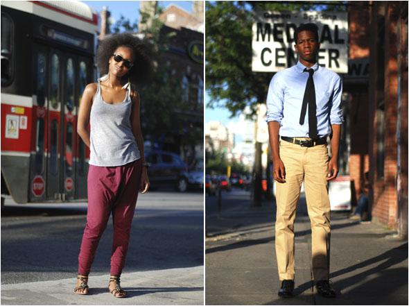 Farhia and Michael